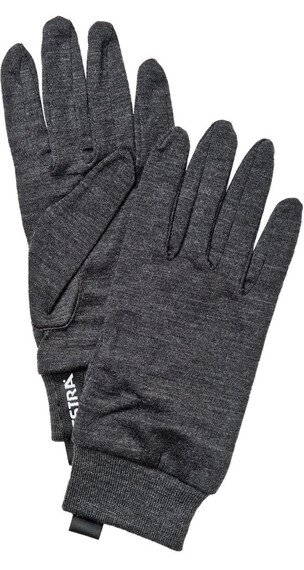 Hestra Merino Wool Liner Active Dark Grey (390)